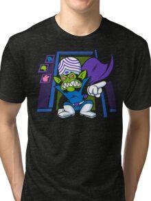 Evil Mojo in our Closet Tri-blend T-Shirt