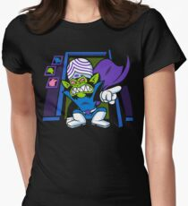 Evil Mojo in our Closet Women's Fitted T-Shirt
