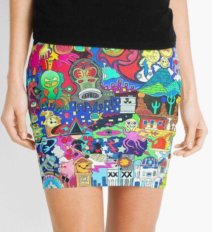 Hurry Curry Mini Skirt