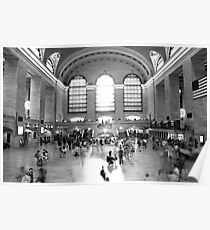 Main Concourse, Grand Central Poster
