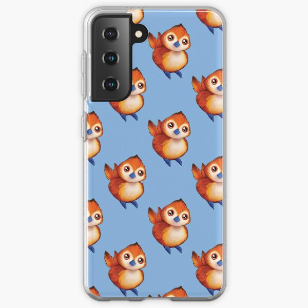 Pepe Blue Samsung Galaxy Soft Case