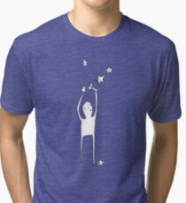 Star Man Tri-blend T-Shirt