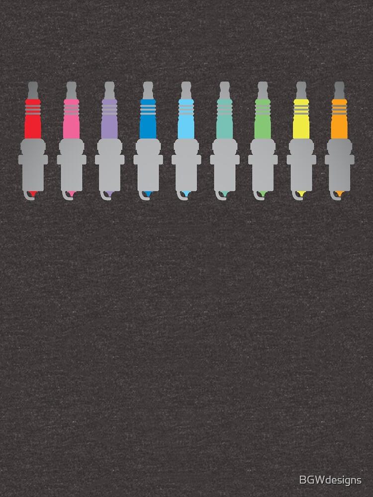 Spark of Colour | Unisex T-Shirt