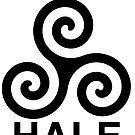 Derek Hale Triskele  by jadetiger712