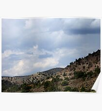 The Beauty Of Rural Nevada Poster