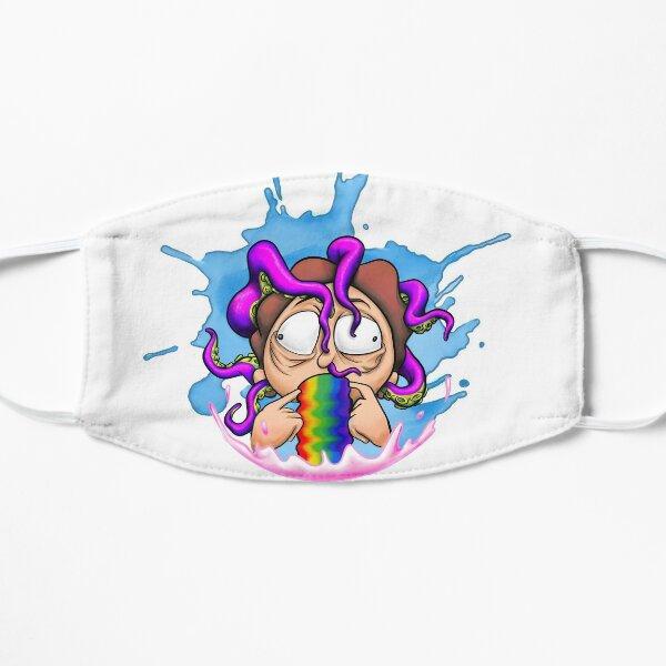 Morty Rainbow Squishy Mask