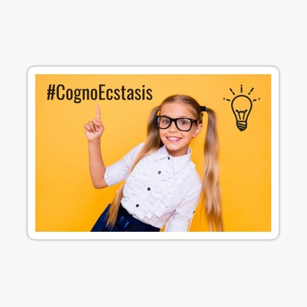 #CognoEcstasis Sticker