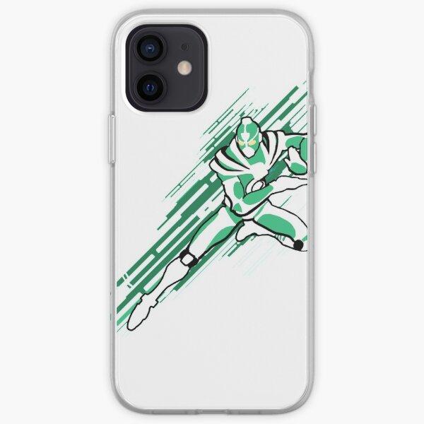 Hierophant Green Splash Funda blanda para iPhone