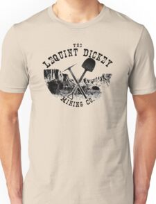 The LeQuint Dickey Mining Co. Unisex T-Shirt