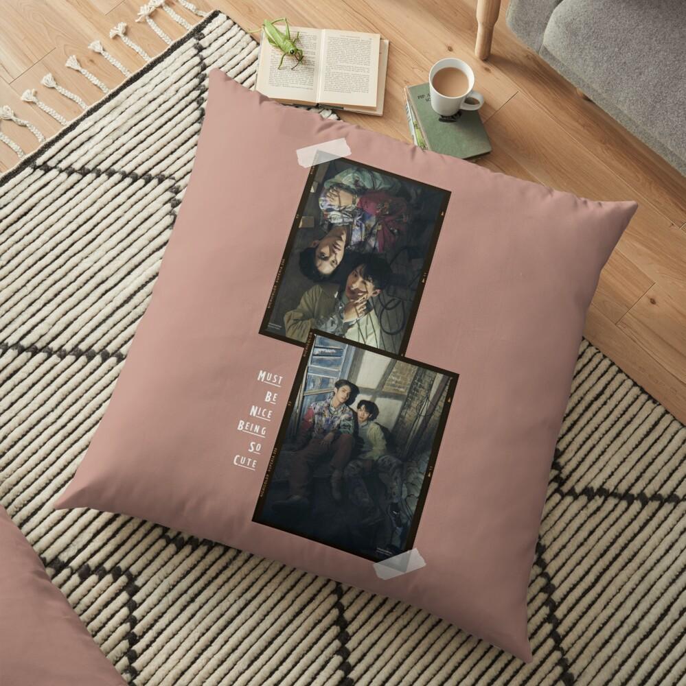 BrightWin  Floor Pillow