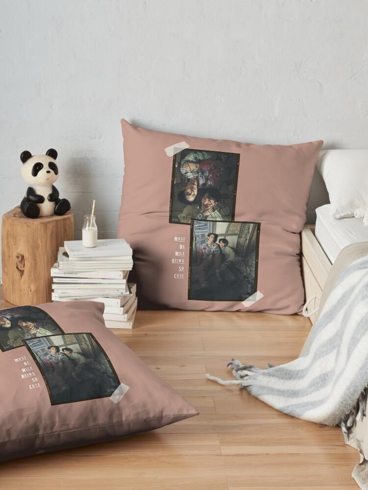 Alternate view of BrightWin  Floor Pillow