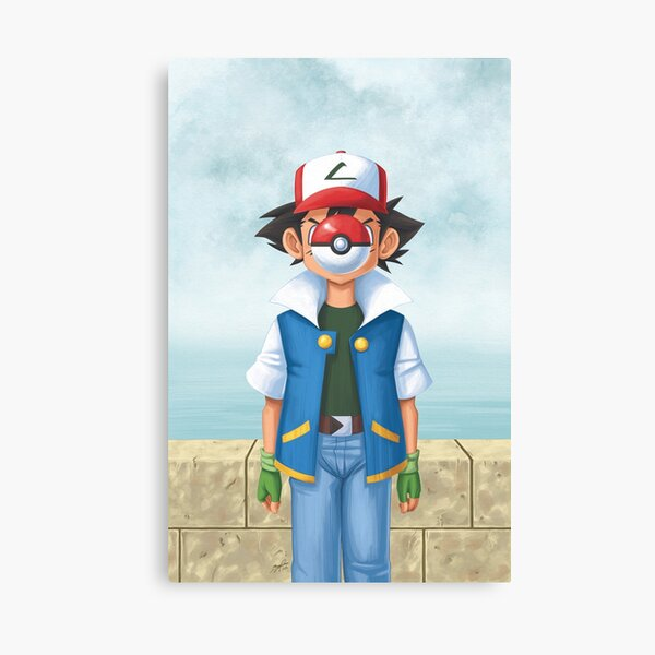 The Son of Monsters Canvas Print