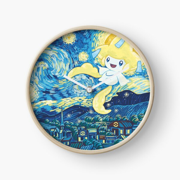 Starry Wish Clock