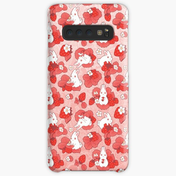 Strawbunny Delight Samsung Galaxy Snap Case
