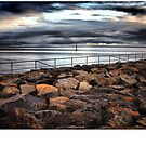 Elwood Foreshore 1 by JHP Unique and Beautiful Images