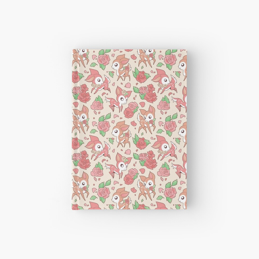 Oh My Deerling Hardcover Journal