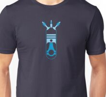 Combustion Chamber  Unisex T-Shirt