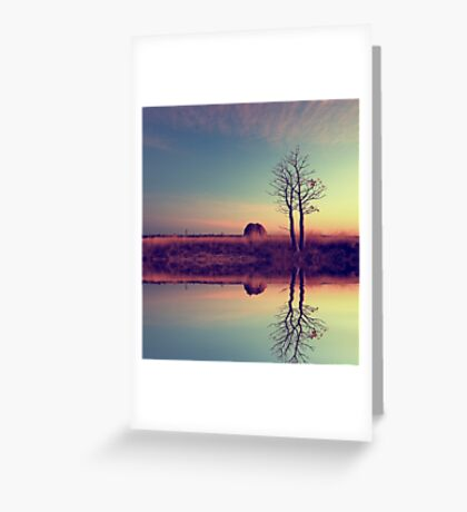 Voyage of discovery Greeting Card