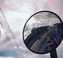 Light Rail by Christopher Barker
