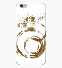 Coffee stains iPhone Case