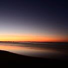 SunSet on Fraser Island  by AdamBortic