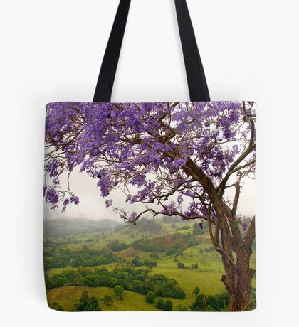 Tropical hide-away Tote Bag