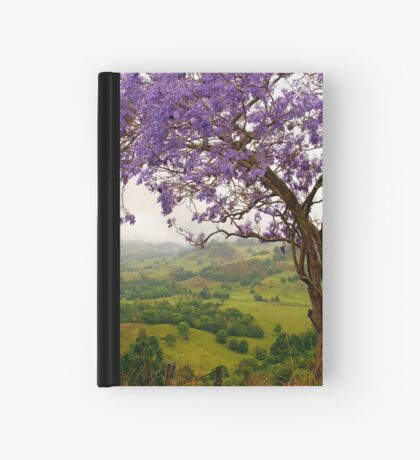 Tropical hide-away Hardcover Journal