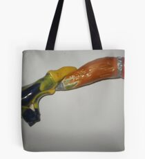 getting together with colour and form Tote Bag