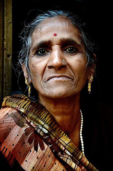 A Woman in Kolkata by Valerie Rosen