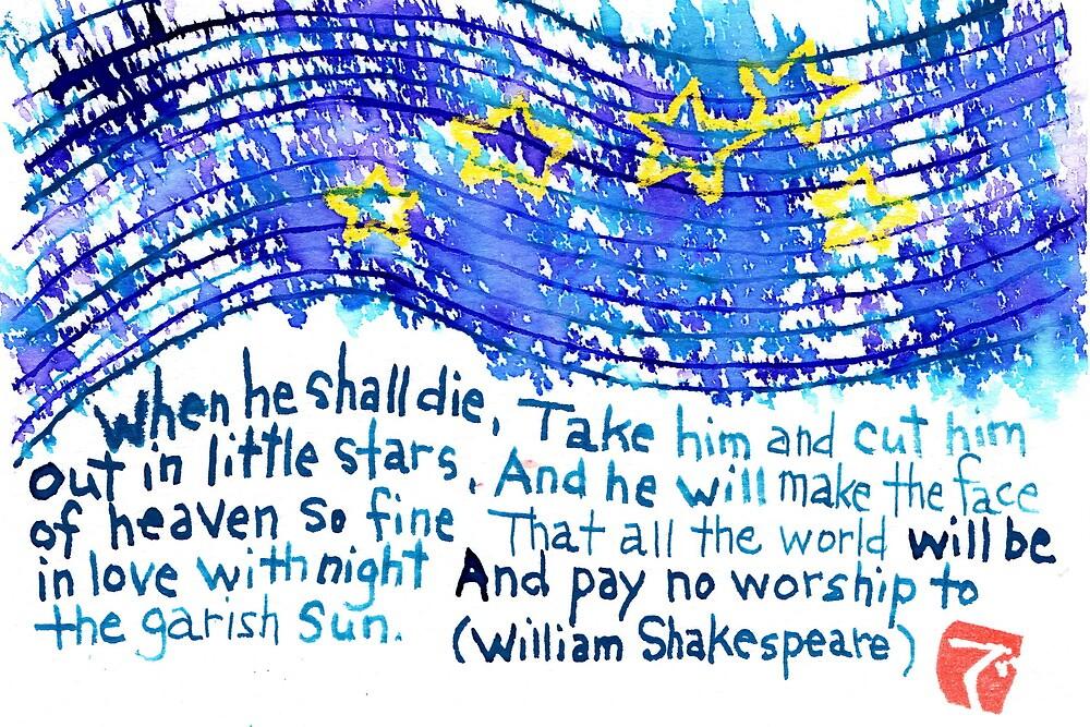 Shakespeare Series #2 by dosankodebbie