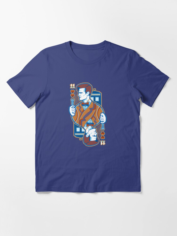 Alternate view of 11th of Hearts Essential T-Shirt