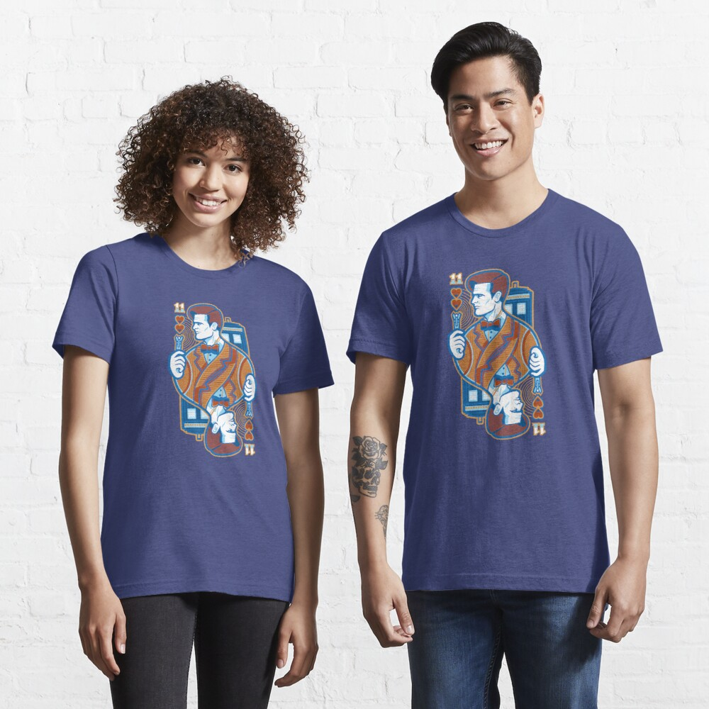 11th of Hearts Essential T-Shirt