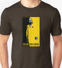 The One Who Knocks Unisex T-Shirt