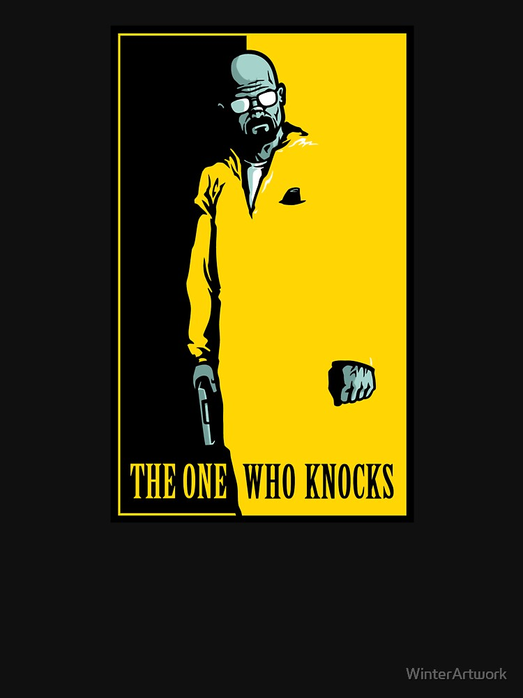The One Who Knocks | Unisex T-Shirt