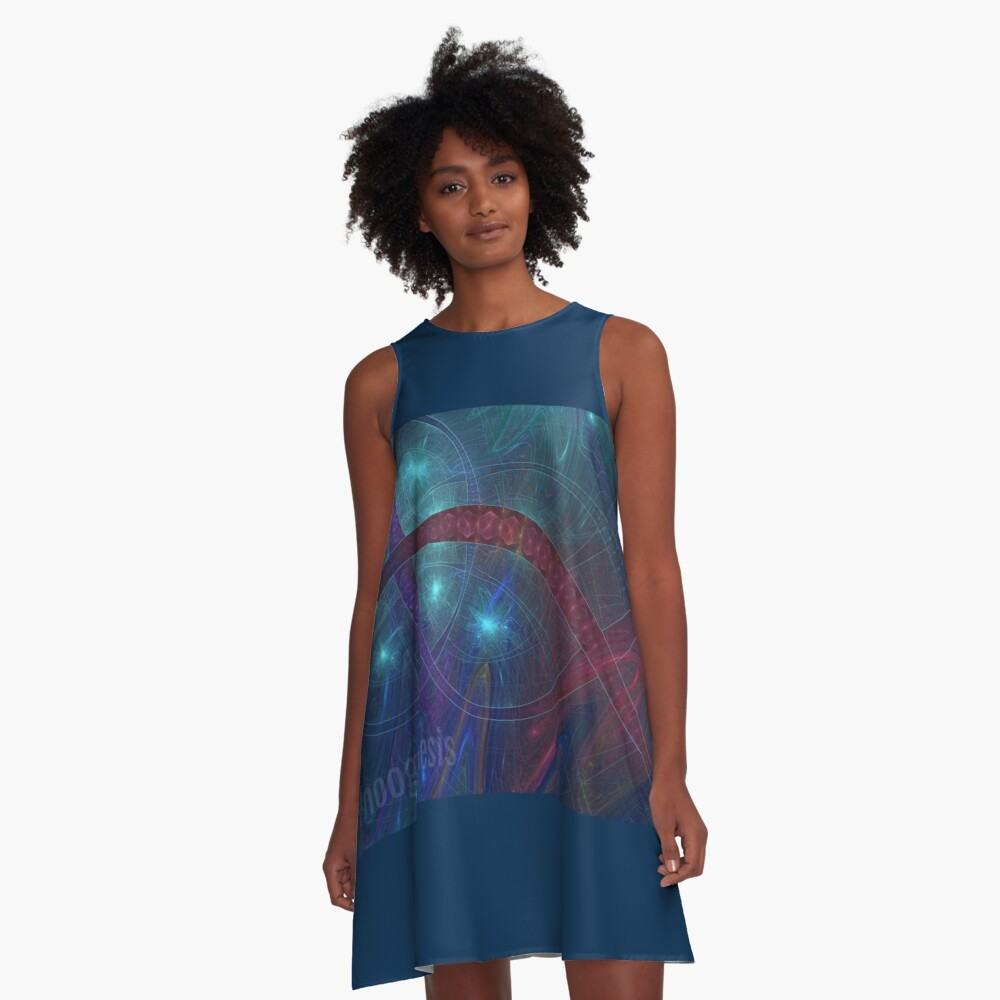 #noogenesis A-Line Dress