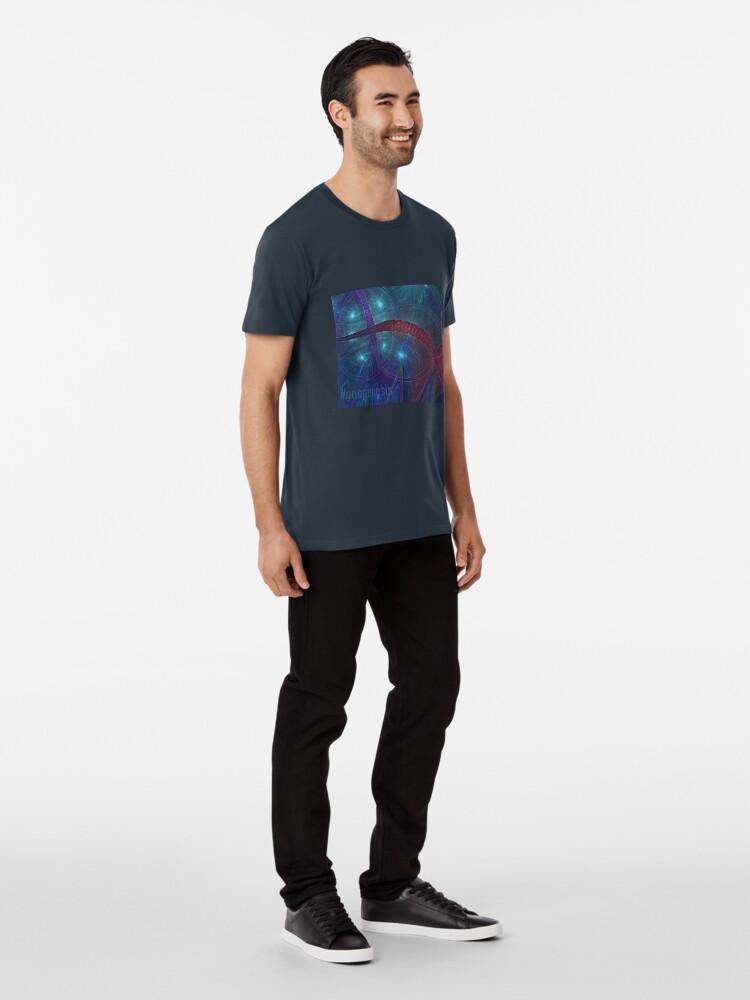 Alternate view of #noogenesis Premium T-Shirt