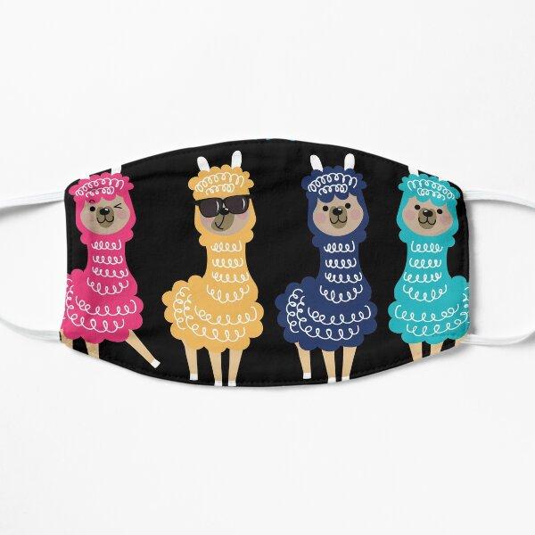 Alpaka Ferien Maske