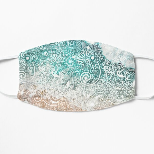 Beach Pattern Mask