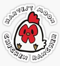 HARVEST MOON: CHICKEN RANCHER Sticker