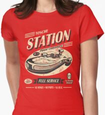 Tosche Station Women's Fitted T-Shirt
