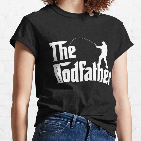 The Rodfather Fishing Classic T-Shirt