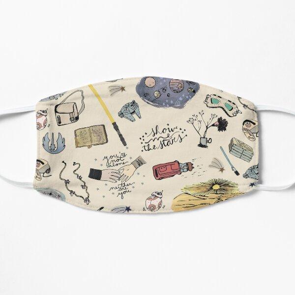 reydoodles Flat Mask