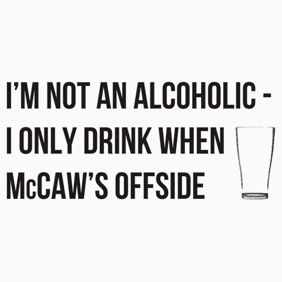 TShirtGifter presents: McCaw Offside