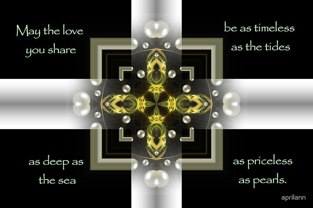Love as Priceless as Pearls by aprilann