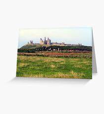 147 - DUNSTANBURGH CASTLE - DAVE EDWARDS - 2012 Greeting Card