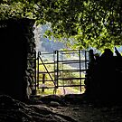 Kissing Gate by hebrideslight