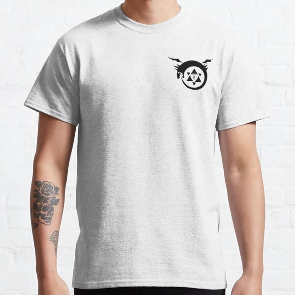 FullMetal Alchemist Goodies Classic T-Shirt