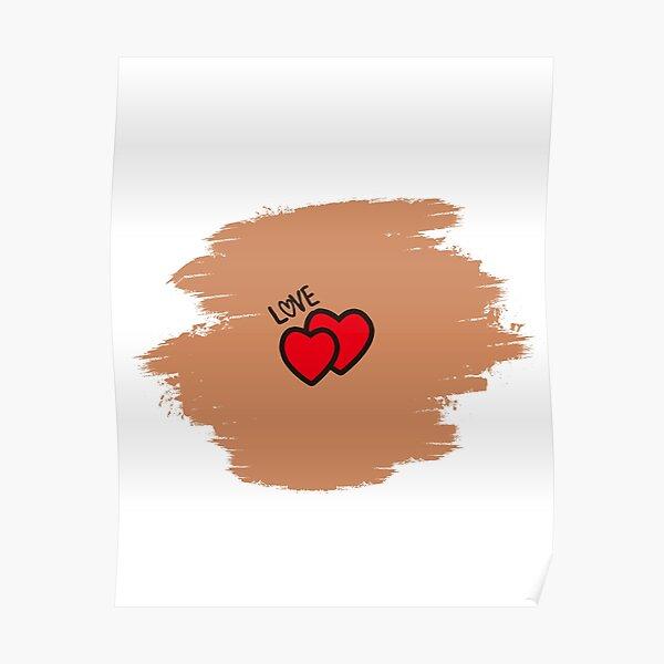 Lana Rhoades tatouage Tshirt nous aimons lana Rhoades unisexe coton lourd Tshirt Poster