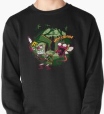 The Legend of Zim Pullover