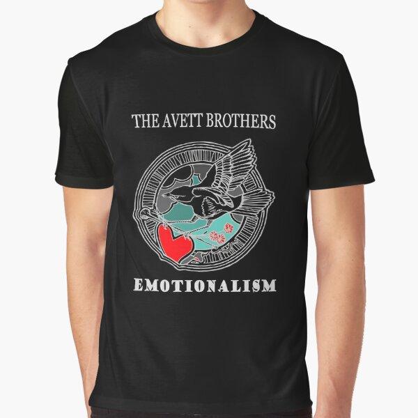 Group Band Rock Folk Graphic T-Shirt